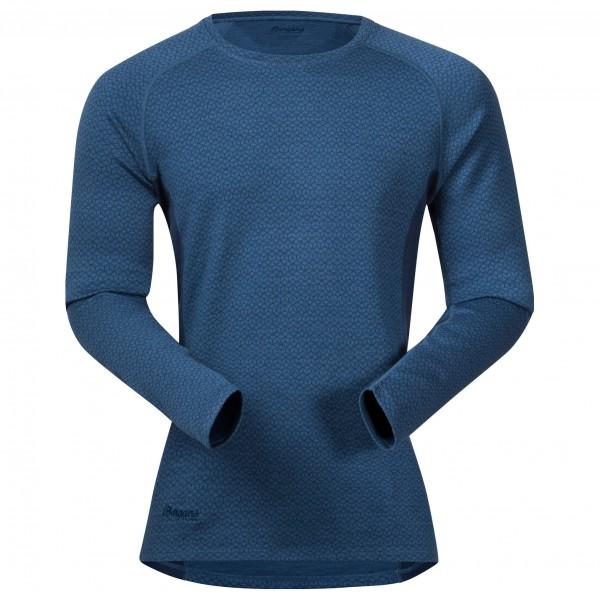 Bergans - Snøull Shirt - Merino ondergoed