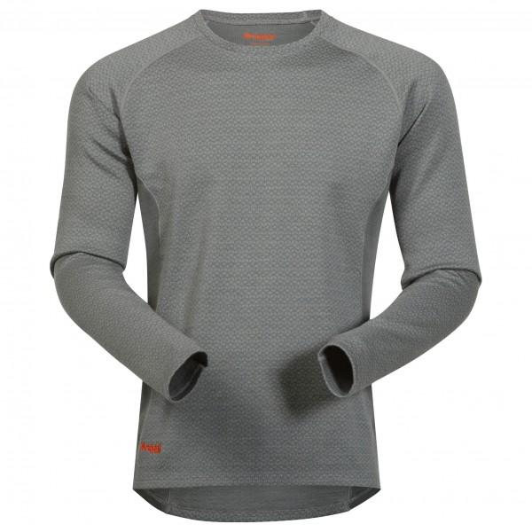 Bergans - Snøull Shirt - Ropa interior de lana merina