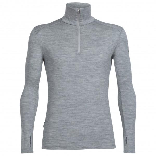 Icebreaker - Tech Top L/S Half Zip - Sous-vêtements en laine