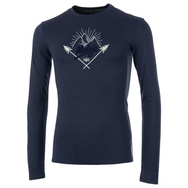 Maloja - Mission HillM. Long Sleeve - Merinounterwäsche