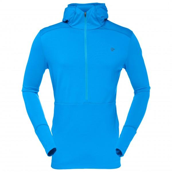 Norrøna - Wool Hoodie - Underkläder merinoull