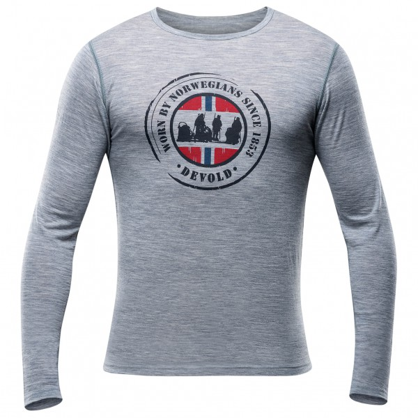 Devold - Breeze Shirt - Merino ondergoed