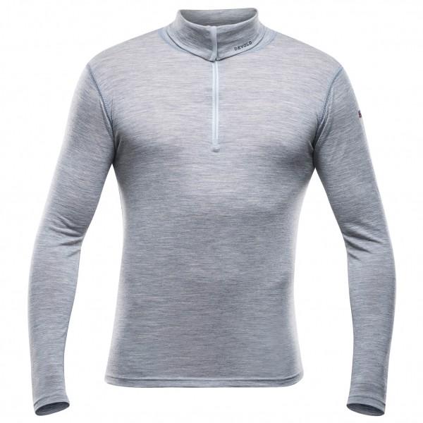 Devold - Breeze Zip Neck - Sous-vêtements en laine mérinos
