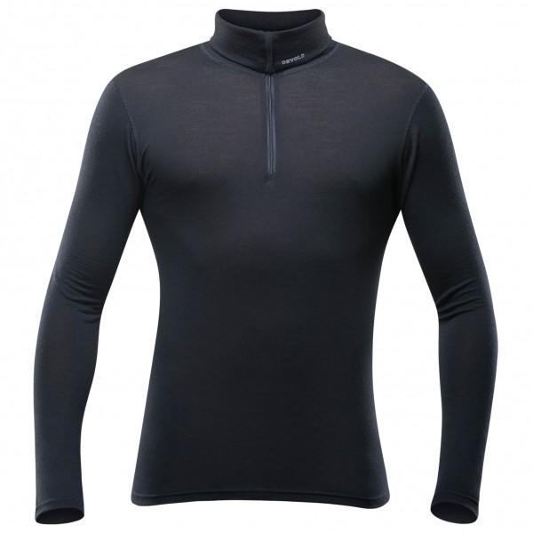 Devold - Breeze Zip Neck - Merinovilla-alusvaatteet