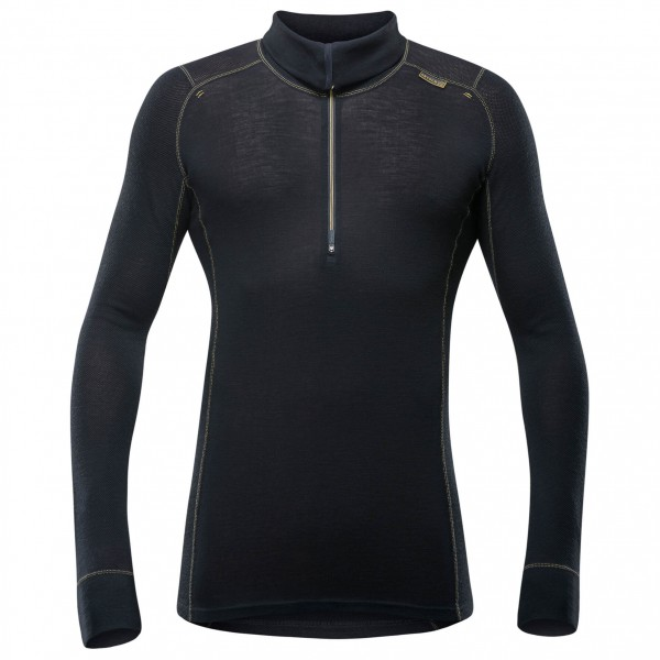 Devold - Wool Mesh Half Zip Neck - Merinounterwäsche