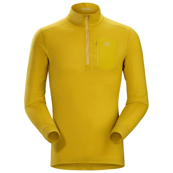 Arc'teryx - Satoro AR Zip Neck L/S - Merino base layer