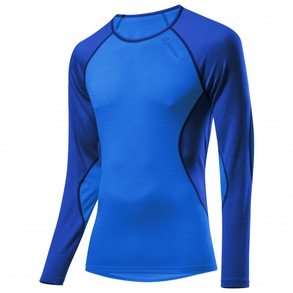 Löffler - Shirt Transtex Merino L/S CB - Merino base layers