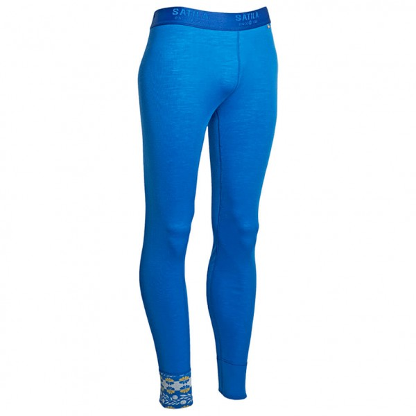Sätila - Courchevel Trousers - Sous-vêtements en laine mérin