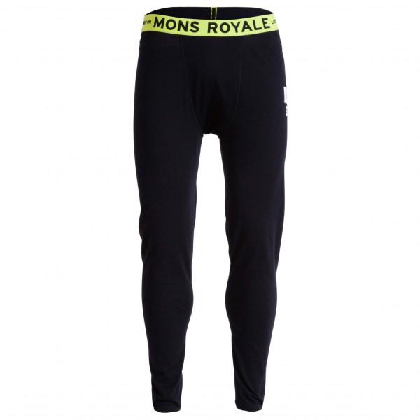 Mons Royale - Double Barrel Long John - Merinovilla-alusvaat