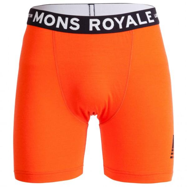 Mons Royale - Hold 'em Boxer - Merinounterwäsche