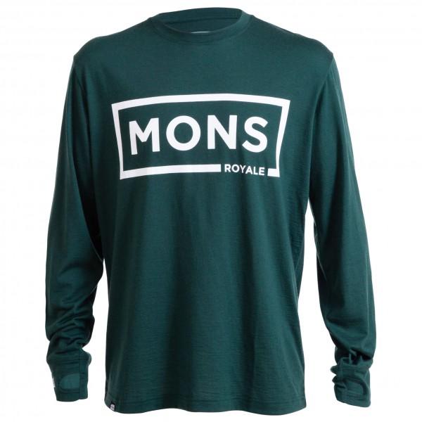 Mons Royale - Original L/S - Merinovilla-alusvaatteet
