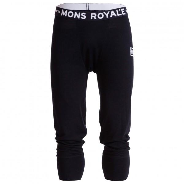 Mons Royale - Shaun-Off 3/4 Long John - Merinounterwäsche