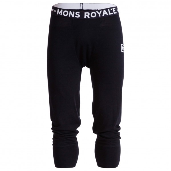 Mons Royale - Shaun-Off 3/4 Long John - Merinovilla-alusvaat