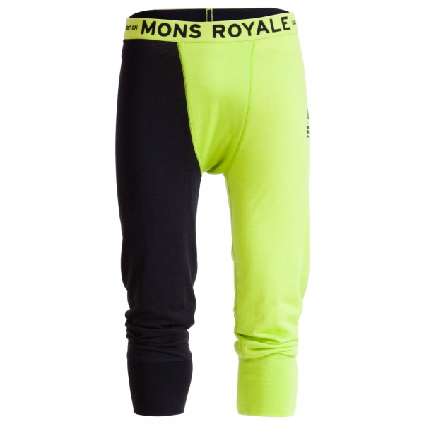 Mons Royale - Shaun-Off 3/4 Long John - Merino base layers