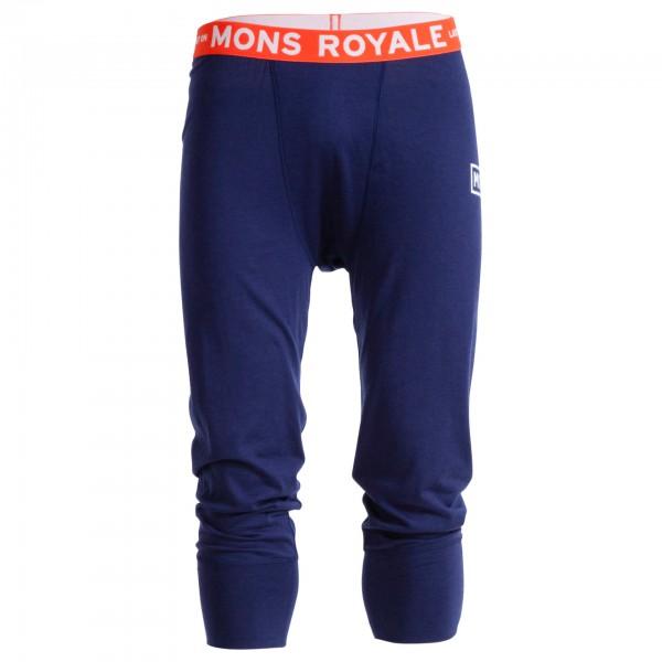 Mons Royale - Shaun-Off 3/4 Long John - Merino underwear