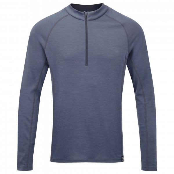 Mountain Equipment - Matrix 190 Zip T - Merino underwear