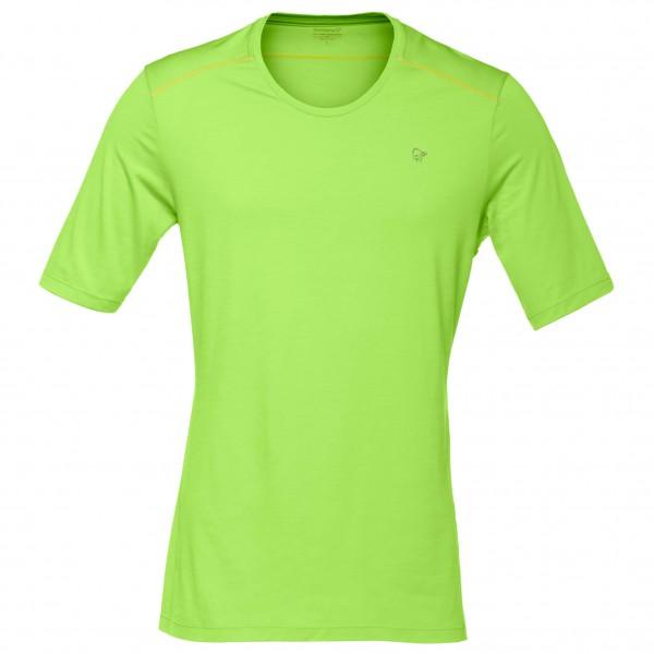 Norrøna - Wool T-Shirt - Merinovilla-alusvaatteet