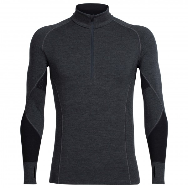 Icebreaker - Winter Zone L/S Half Zip - Merino undertøj