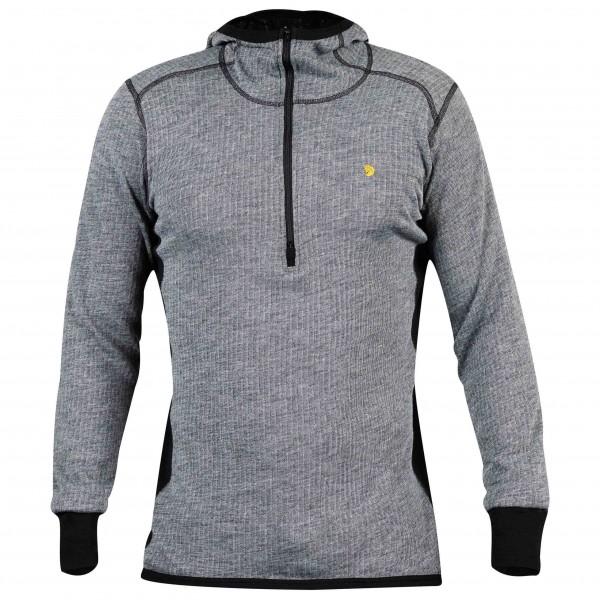Fjällräven - Bergtagen Woolmesh Hoodie - Underkläder merinoull