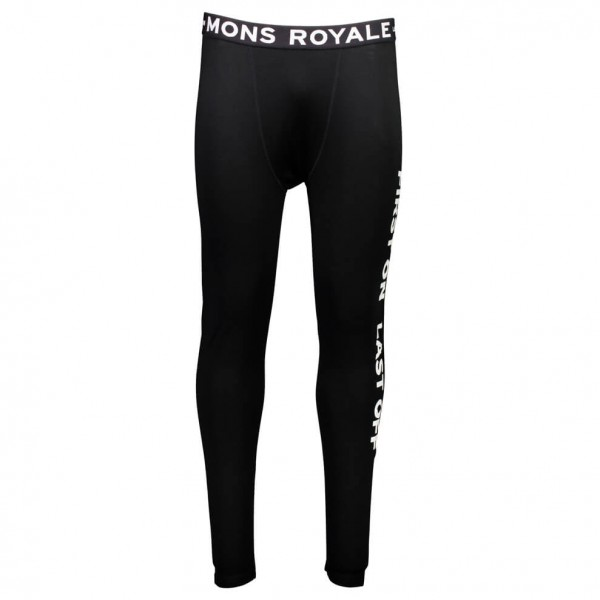 Mons Royale - Double Barrel Long John FOLO - Underkläder merinoull