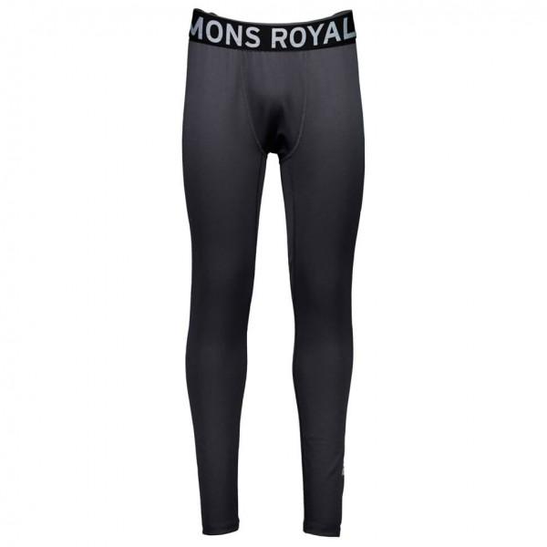 Mons Royale - Jon Snow Mid Legging - Underkläder merinoull