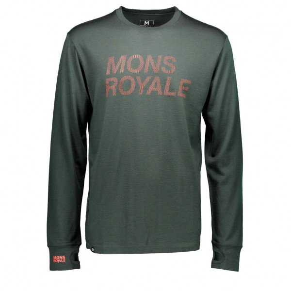 Mons Royale - Original L/S Itallica - Merino ondergoed