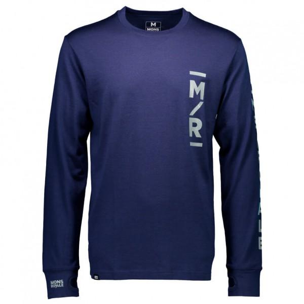 Mons Royale - Original L/S Vert - Underkläder merinoull