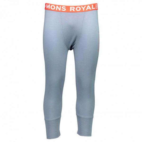 Mons Royale - Shaun-Off 3/4 Long John FOLO - Underkläder merinoull