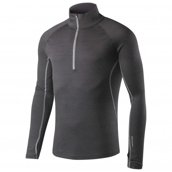 Houdini - Airborn Zip - Sous-vêtements en laine mérinos