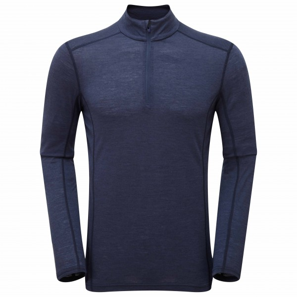 Montane - Primino 140 Zip Neck - Merino base layer
