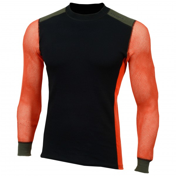 Aclima - Hiking Crew Neck Shirt - Merino base layer