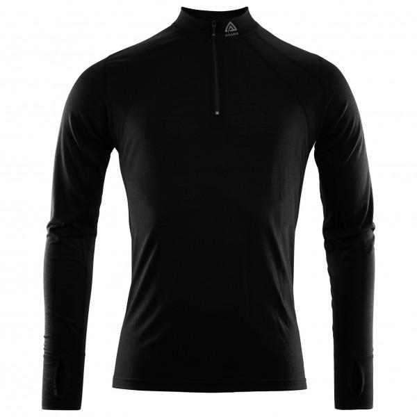 Aclima - Lightwool Zip Shirt - Ropa interior merino