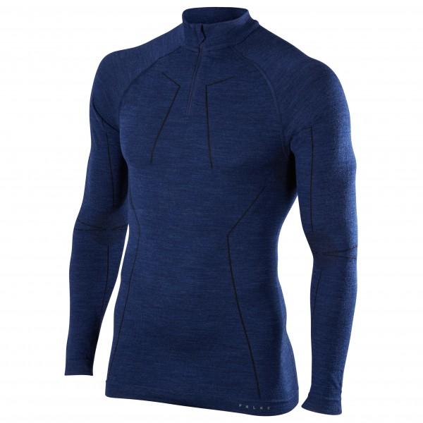 Falke - Wool-Tech Zip Shirt - Merino-ondergoed