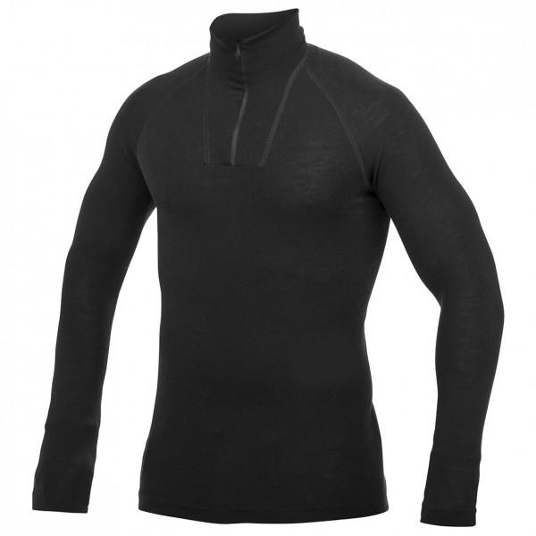 Woolpower - Zip Turtleneck - Underkläder merinoull