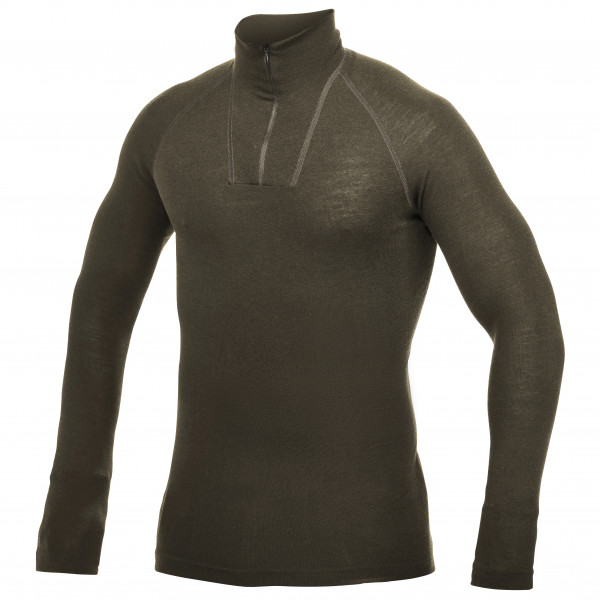 Woolpower - Zip Turtleneck Light - Merinounterwäsche