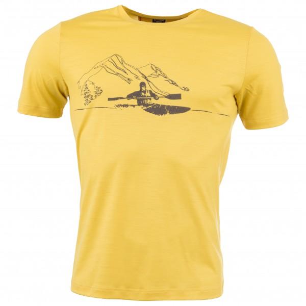 Rewoolution - Ardeche - Merino T-Shirt