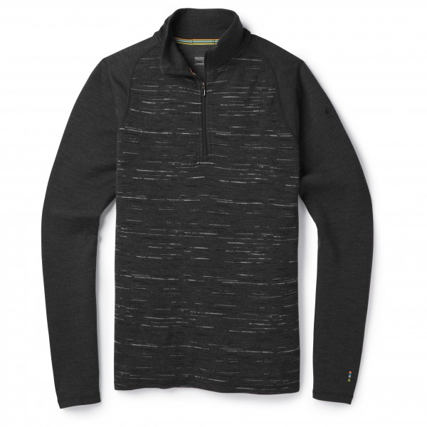 Smartwool - Merino 250 Baselayer Pattern 1/4 Zip - Merino ondergoed