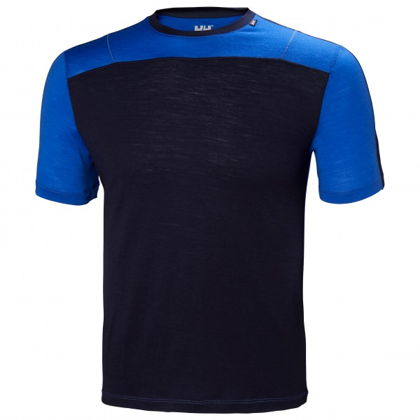 Helly Hansen - HH Merino Light S/S - Merino base layer
