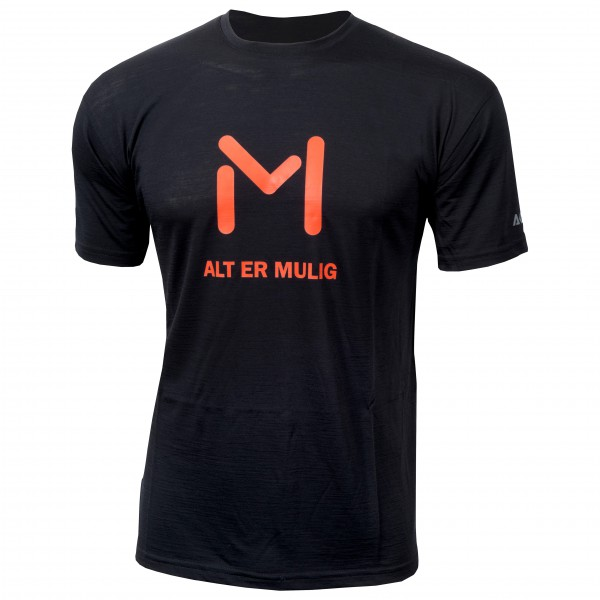 Aclima - Lars Monsen Anárjohka T-Shirt - Merino base layer