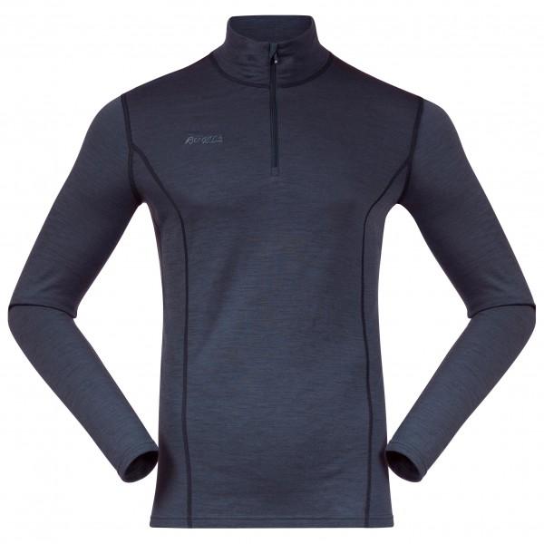 Bergans - Akeleie Half Zip - Underkläder merinoull