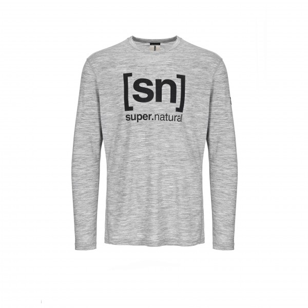 SuperNatural - Essential I.D. L/S - Merinoundertøy