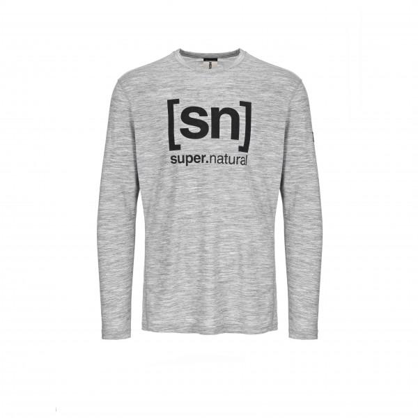 SuperNatural - Essential I.D. L/S - Underkläder merinoull