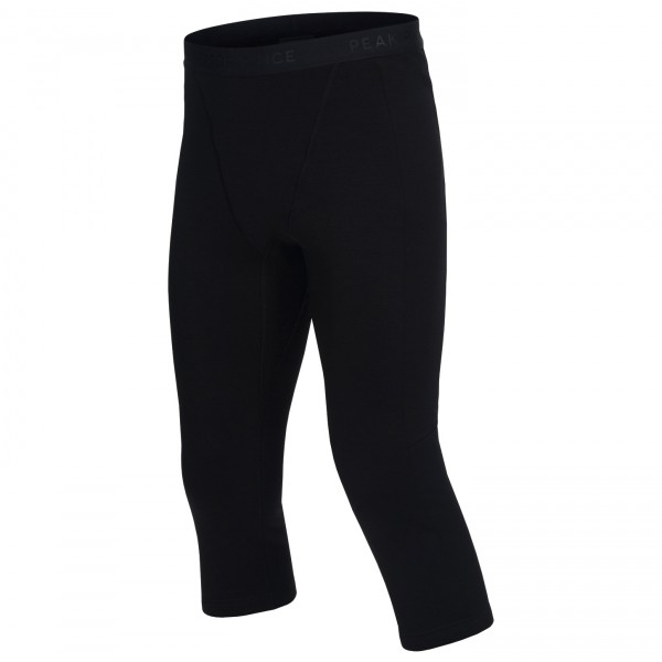 Peak Performance - Helo Mid Tights - Merino base layer