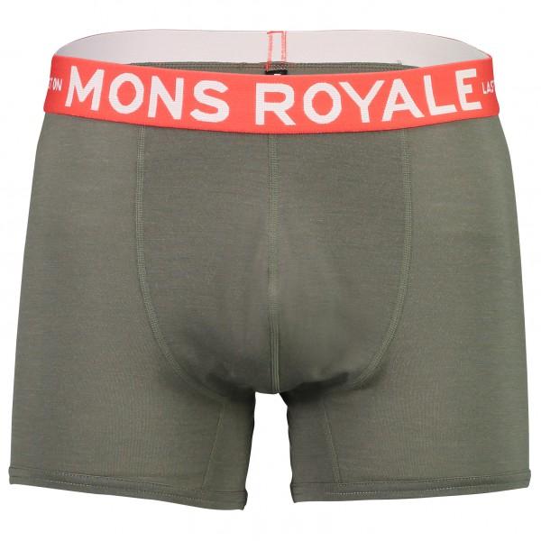 Mons Royale - Hold 'em Shorty Boxer - Merinounterwäsche