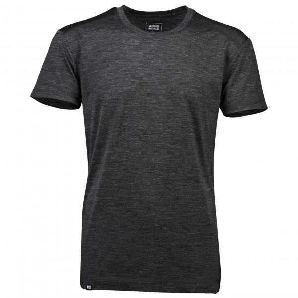 Mons Royale - No Ordinary T-Shirt - Merino undertøj