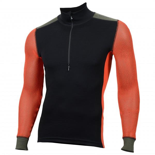 Aclima - Hiking Mock Neck Shirt - Merinoundertøy