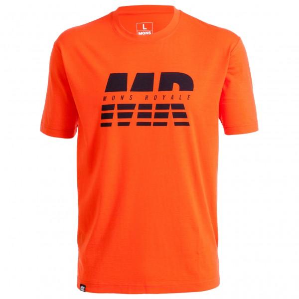 Mons Royale - Merino IconSkiing Base Layer Shirt - Merinovilla-alusvaatteet