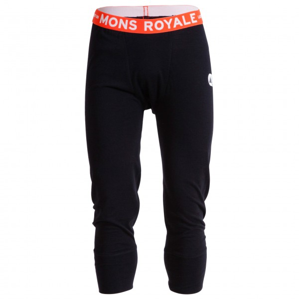 Mons Royale - Shaun-Off 3/4 Long John FWT - Ropa interior merino