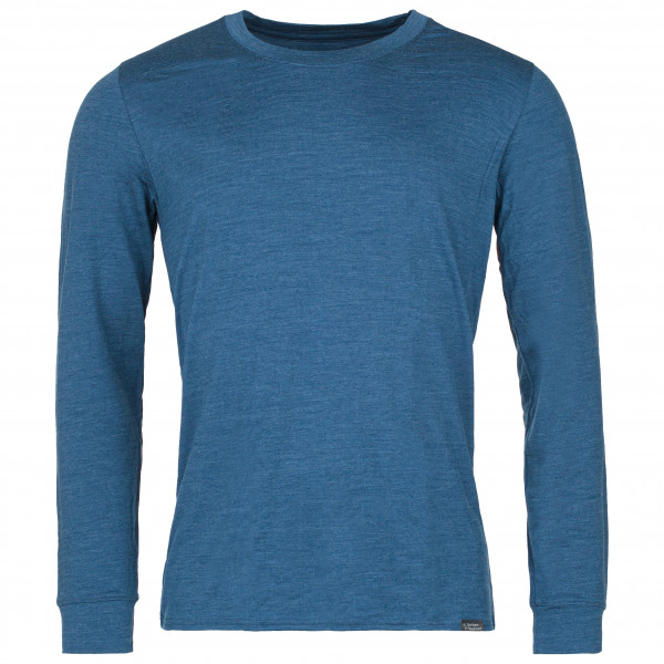 Northern Playground - Crew L/S Organic Wool And Silk - Merinounterwäsche