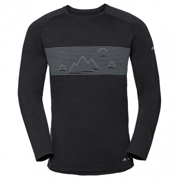 Vaude - Base L/S Shirt - Merino base layer